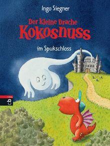 Der kleine Drache Kokosnuss im Spukschloss: Band 10