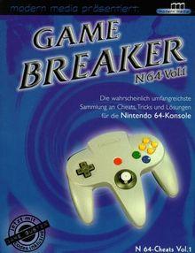 Game Breaker 1 Lösungsbuch