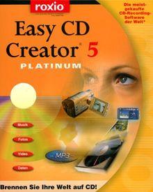 Easy CD Creator 5 Platinum