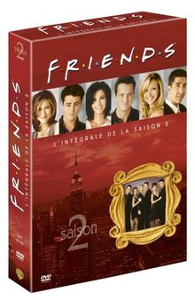 Friends - L'Intégrale Saison 2 - Édition 4 DVD (Nouveau Packaging) [FR Import]