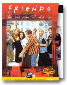 Friends - L'Intégrale Saison 1 - Édition 4 DVD [FR Import]