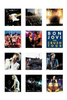 Bon Jovi - The Crush Tour (Slide Pack)