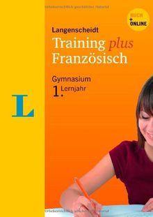 Langenscheidt Training plus, Französisch 1. Lernjahr