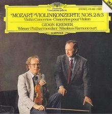 Mozart Violinkonzerte Nr. 2 und 4 / Sinfonia Concertante K.364