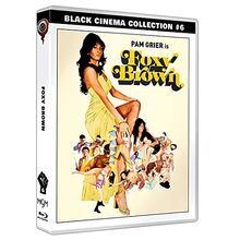 Foxy Brown - Black Cinema Collection Nr. 6 (+ DVD) [Blu-ray]