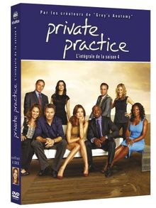Coffret private practice, saison 4 [FR Import]