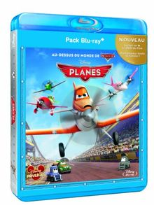Planes [Blu-ray] [FR Import]