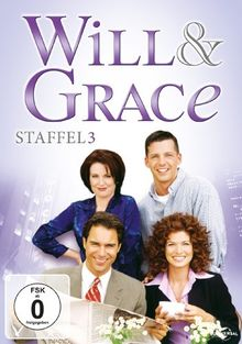 Will & Grace - Season 3 [4 DVDs]