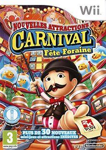 Nouvelles Attractions : Carnival Fête foraine