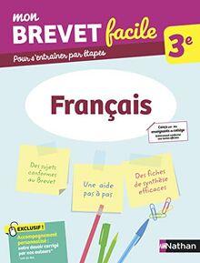 Mon Brevet facile - Français 3e (2)
