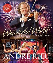 Wonderful World - Live in Maastrich [Blu-ray]