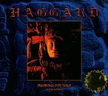 Awaking the Gods-Live [CD+DVD]