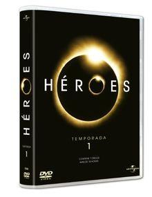 Héroes - 1ª Temporada (Import Dvd) (2007) Hayden Panettiere; Jack Coleman; Mil