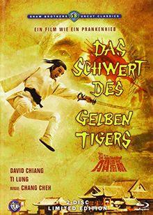 Das Schwert des gelben Tigers - Uncut [Blu-ray] [Limited Edition]