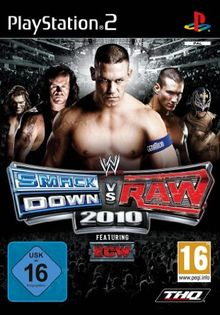WWE Smackdown vs Raw 2010 [Software Pyramide]
