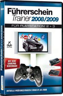 Führerscheintrainer 2008/2009 Für PS 2 + PS 3