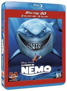 Le monde de nemo [Blu-ray] [FR Import]