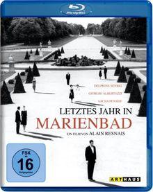Letztes Jahr in Marienbad [Blu-ray]
