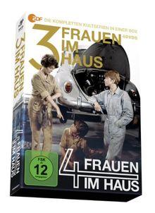 Drei Frauen im Haus/Vier Frauen im Haus - Die kompletten Kultserien in einer Box [4 DVDs]