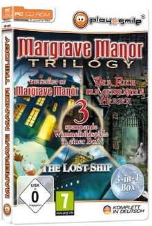 Margrave Manor Trilogy