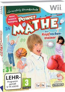 Lernerfolg Grundschule - Power Mathe: Der Kopfrechentrainer