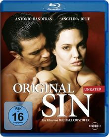 Original Sin - Unrated [Blu-ray]