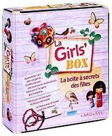 La Girl's box : La boîte à secrets des filles