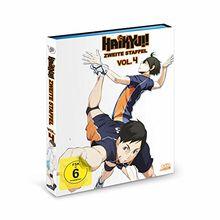 Haikyu!! Season 2 - Vol. 4 (Episode 20-25) [Blu-ray]