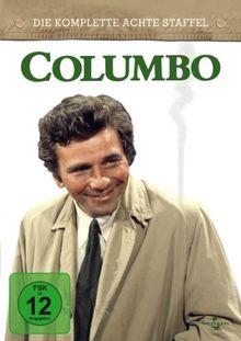 Columbo - Die komplette achte Staffel [3 DVDs]