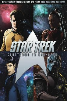 Star Trek Countdown to Darkness: Softcover-Edition