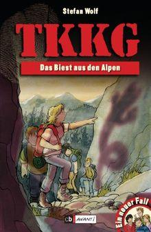 Ein Fall für TKKG - Das Biest aus den Alpen: Band 115