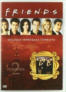 Friends 2 Temporada (Pack) (Import Dvd) (2009) Jennifer Aniston; Matthew Perry