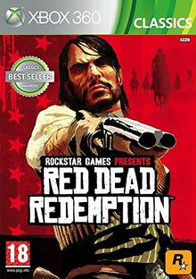 Red Dead Redemption CLASSICS : Xbox 360 , FR