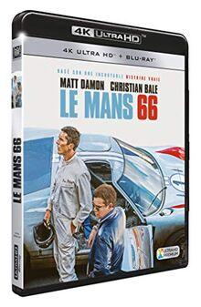Le mans 66 4k ultra hd [Blu-ray] [FR Import]