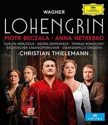 Richard Wagner - Lohengrin [Blu-ray]
