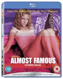 Almost Famous [Blu-ray] [UK Import]