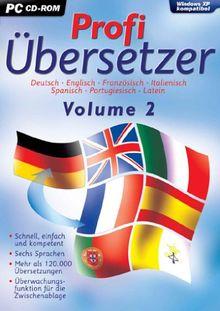 Profi-Übersetzer Vol. 2