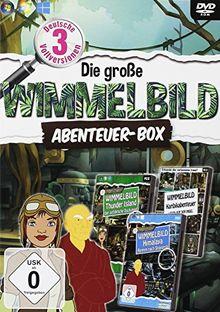 Die große Wimmelbild Abenteuer-Box