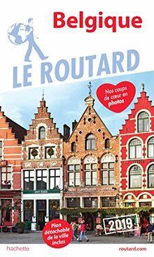 Belgique (1Plan détachable)