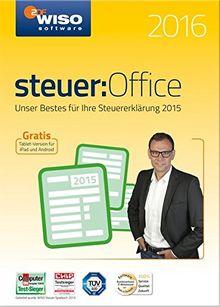 WISO steuer:Office 2016 (für Steuerjahr 2015)
