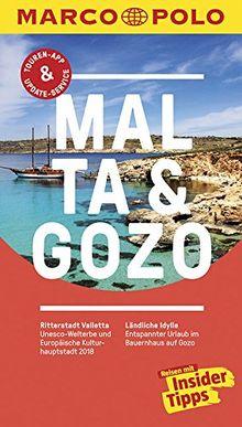 MARCO POLO Reiseführer Malta: Reisen mit Insider-Tipps. Inklusive kostenloser Touren-App & Update-Service