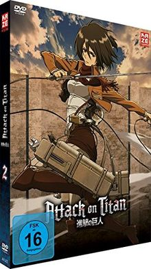 Attack on Titan - DVD Vol. 2