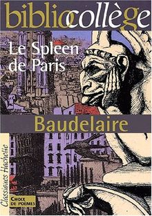 Poèmes de Baudelaire