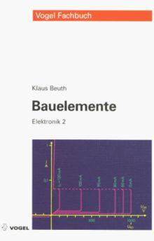 Elektronik, Bd.2, Bauelemente