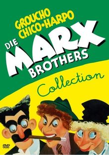 Die Marx Brothers Collection (5 DVDs)