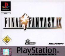 Final Fantasy IX - Platinum