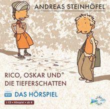 Rico, Oskar und die Tieferschatten - Das Hörspiel: : 1 CD