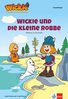 Wickie und die starken Männer - Wickie und die kleine Robbe: Lesen lernen - Leseanfänger - ab 6 Jahren