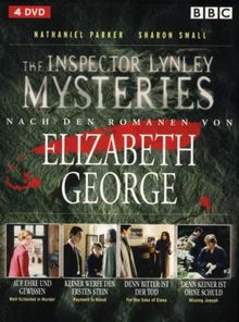 The Inspector Lynley Mysteries Vol. 1 (4 DVDs)