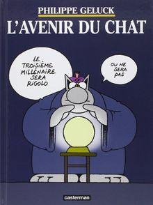 Le Chat, Tome 9 : L'avenir du Chat (Geluck 48p)